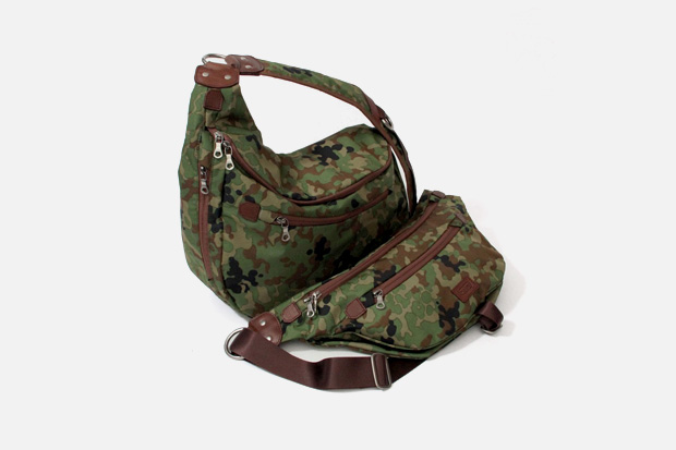 hobo Camo Series Bags