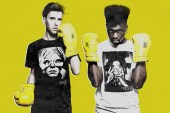 "Hype Means Nothing ""Warhol vs. Basquiat"" T-Shirts"