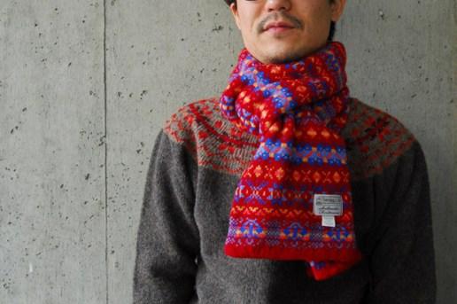 INVERALLAN Lambs Wool Scarf & Hat