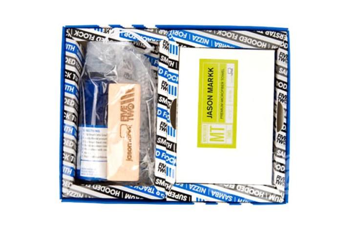 Jason Markk x adidas Five-Two 3 Premium Cleaning Kit
