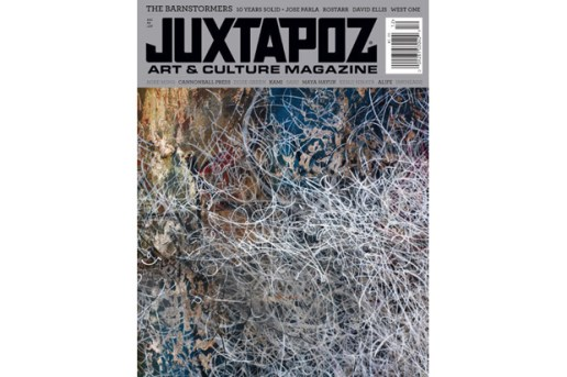 Juxtapoz Issue #107 – December 2009