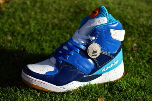 KICKS/HI x Reebok Pump 20