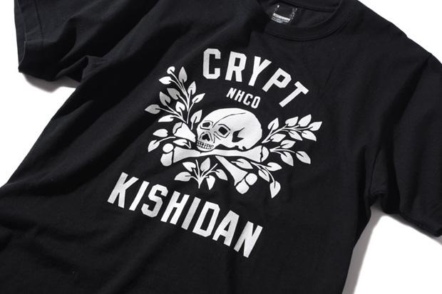 KISHIDAN x NEIGHBORHOOD 15th Anniversary T-shirt