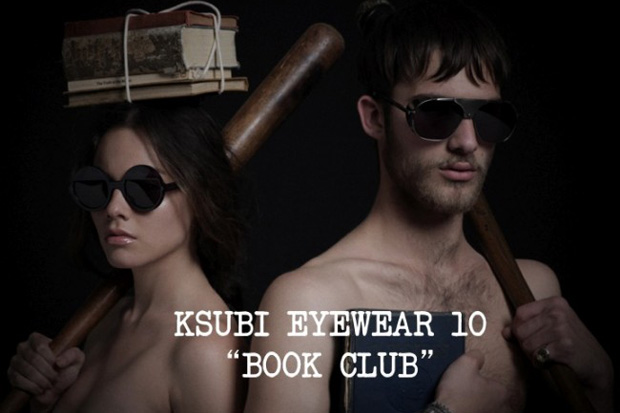 "Ksubi Eyewear 2010 ""Book Club"" Collection"