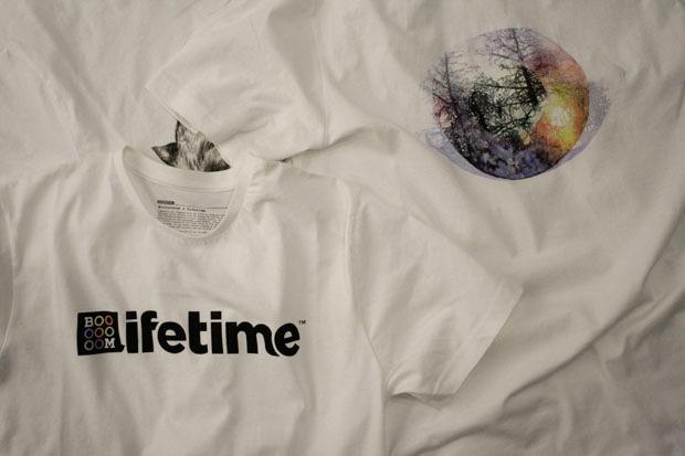 Booooooom x Lifetime Collective Artist Series T-Shirts