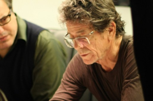 Lou Reed Book Signing @ colette