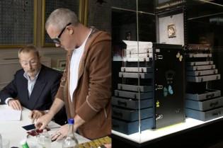 """Louis Vuitton """"Maîtres du Savoir-Faire"""" Custom Collection"""