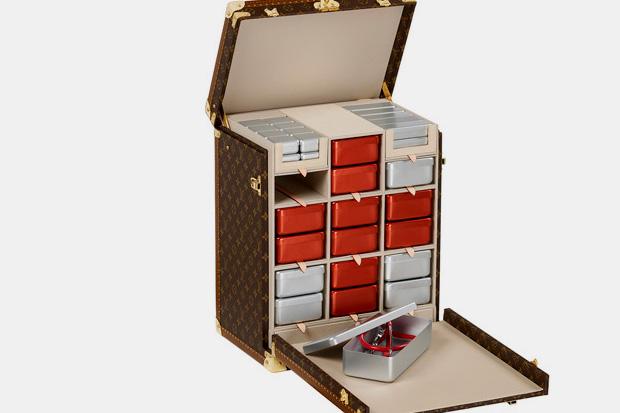Louis Vuitton for Red Cross Monogram Medicine Box