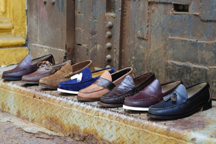 Mark McNairy x GH Bass & Co. Weejun Collection