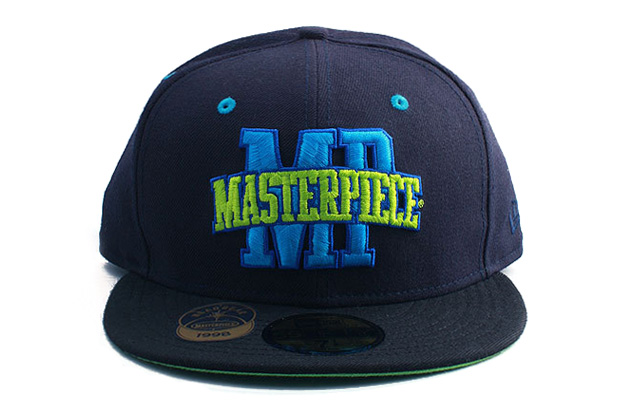MASTERPIECE Arch Logo New Era Caps