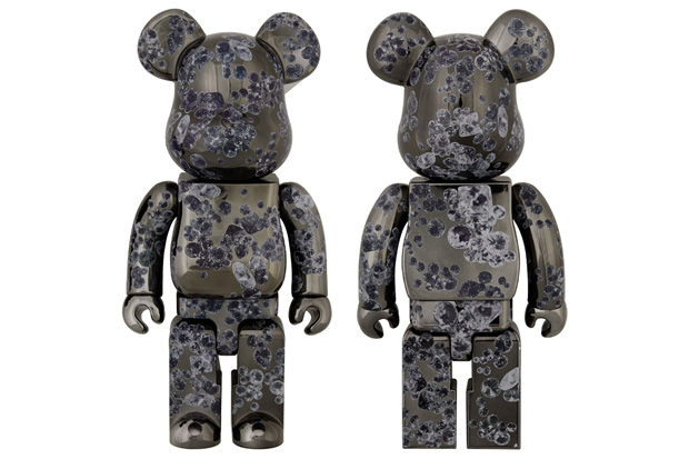 "Matt Black for Medicom Toy ""My Dirty Diamonds"" Bearbrick 400%"