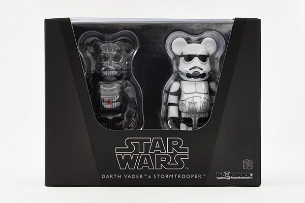Medicom Toy Star Wars Bearbrick Set