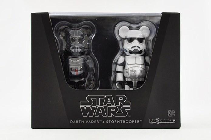 Medicom Toy Star Wars Bearbrick Set