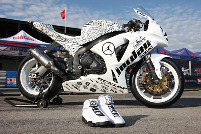 Michael Jordan Motorsports 6 Rings Sneakers