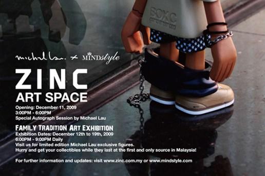 Michael Lau x MINDstyle Kuala Lumpur Exhibition