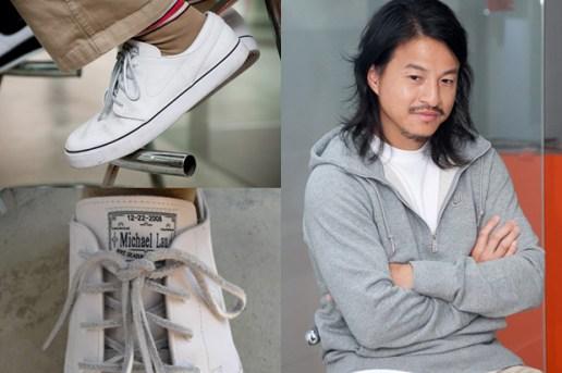 Michael Lau x Nike SB Air Zoom Stefan Janoski Sample