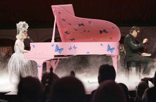 MOCA 30th Anniversary Event / Damien Hirst-Painted Piano