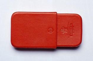 Monocle x Ettinger Box Card Case