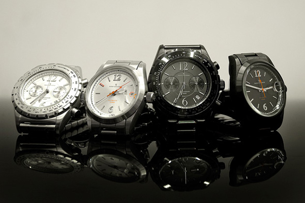 nano universe 10th Anniversary Chronograph Watch Collection