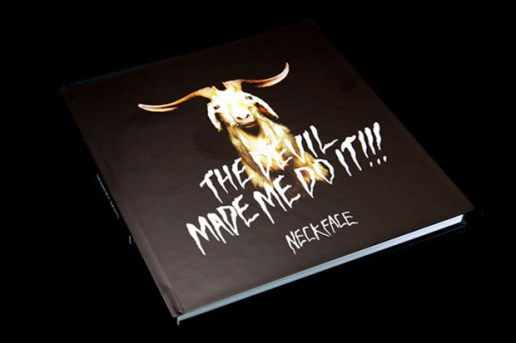 Neck Face - The Devil Made Me Do It Book