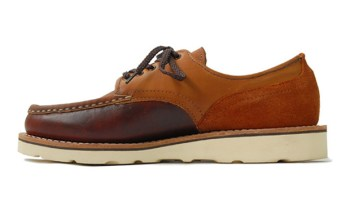 Nepenthes x Russell Moccasin Multi-Combo COUNTRY OXFORD
