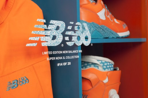 New Balance x 686: The NB686 Super Nova Collection