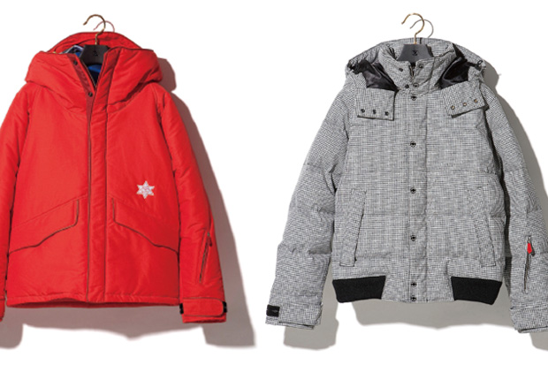 NEXUSVII 2009 Fall/Winter Outerwear Collection