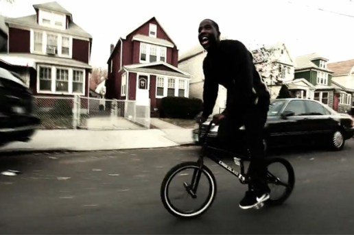 Escape From Tomorrow (A Day In the Life With Nigel Sylvester)