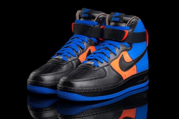 DJ Clark Kent x Nike Sportswear NYC + East Warriors Air Force 1 & Apparel