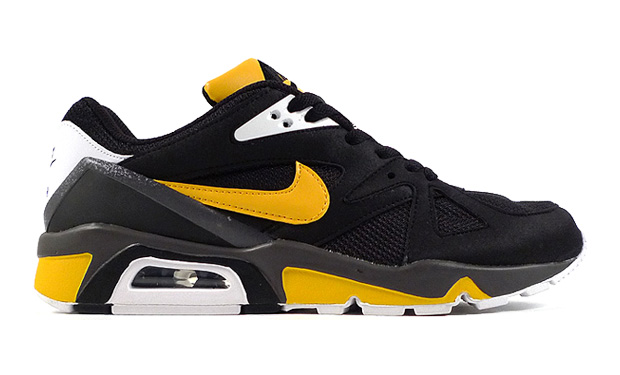 Nike Air Structure Triax '91 Black/Yellow