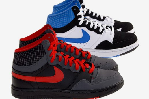 Nike Court Force 2009 Holiday Releases