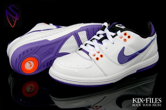 "Nike Cradle Rock Low Steve Nash ""Phoenix Suns Home"""
