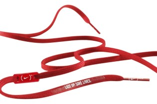 Nike PRODUCT(RED) Shoe Laces