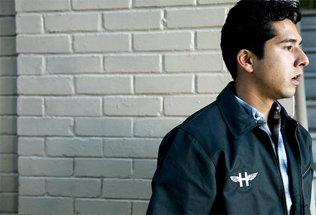 HUF x Nike SB Blazer Video & Photos with Omar Salazar