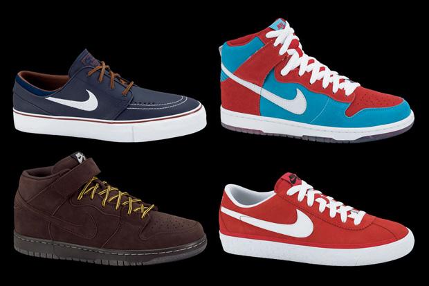 Nike SB Sneakers for November 2009