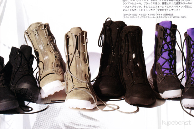 Nike Sportswear SFB Boot Collection Preview
