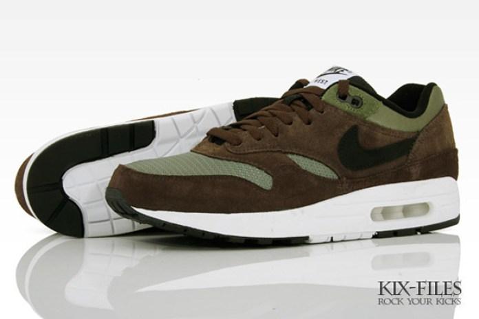 Nike Sportswear Air Max 1 Athletic West Baroque Brown