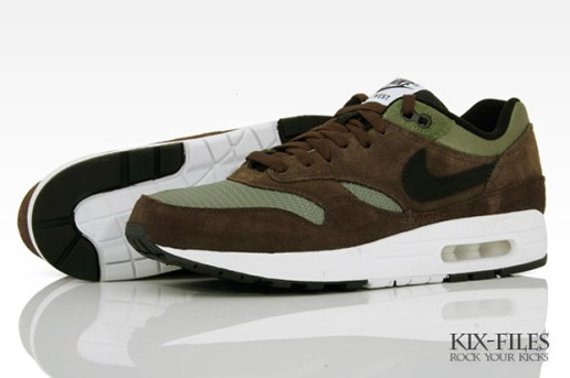 Nike Sportswear Air Max 1 Athletic West Baroque Brown