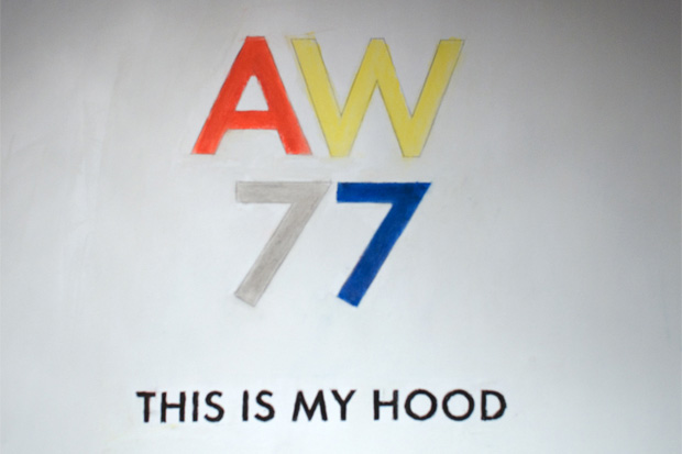 """Nike Sportswear Presents """"AW77 - This is My Hood"""" Exhibition"""