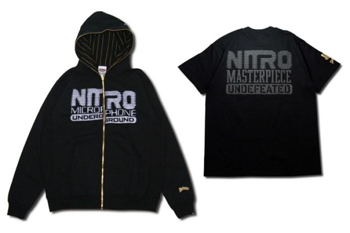 Nitro Microphone Underground x UNDFTD x Master-Piece Collection