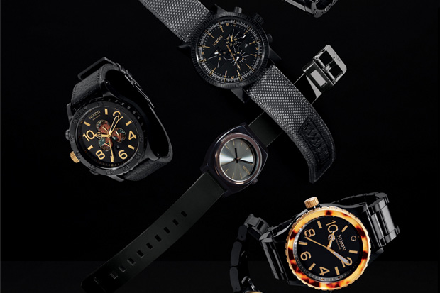 Nixon for Barney's NYC 2009 Holiday Collection