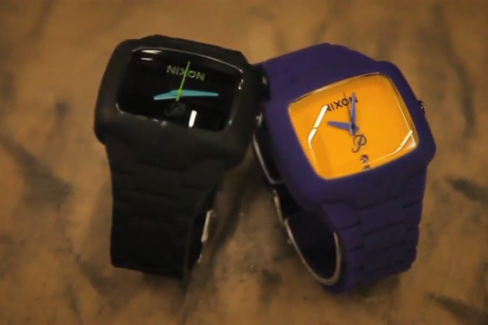Nixon x Primitive Paul Rodriguez Watch Video