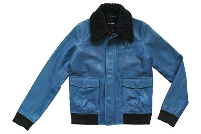 NOMA Leather Jacket