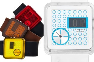 Nu Pop Movement Watch Collection
