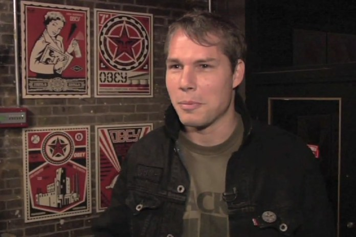Levi's x Times Square: Interview with Shepard Fairey