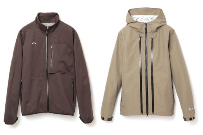 Oakley 2009 Fall/Winter Collection Arctic Field Fleece / Jacket