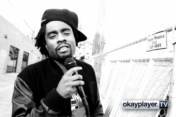 Okayplayer TV: Wale