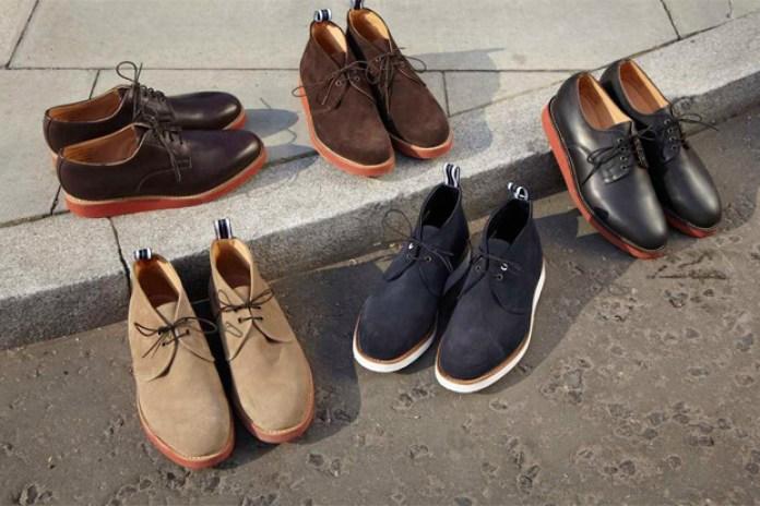 Oliver Spencer 2010 Spring/Summer Footwear Collection