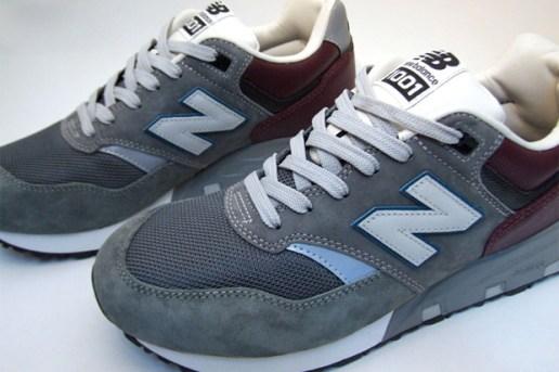"Oshman's x mita sneakers x New Balance CM1001 ""History Graduation"""