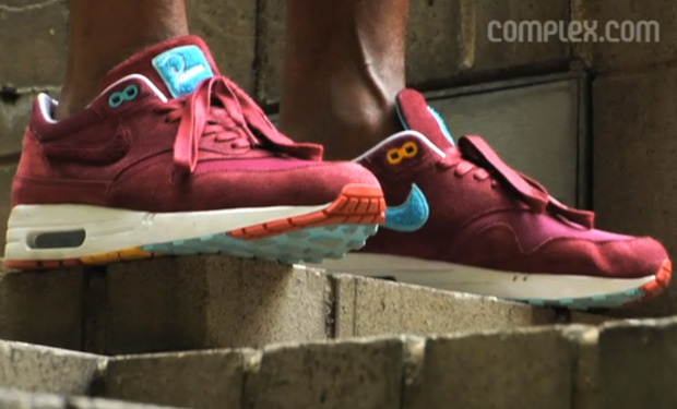 Patta x Nike Air Max 1 New Colorway Preview